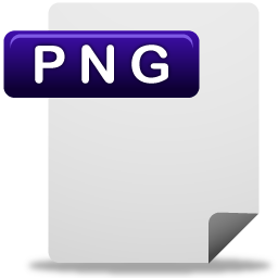 PNG white